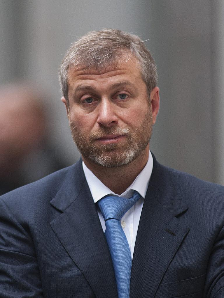 Roman Abramovich is due to take the stand on Monday