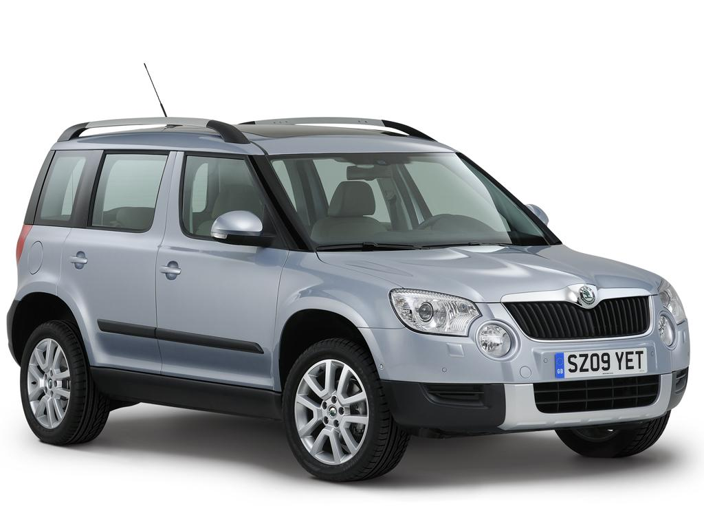 The Skoda Yeti 2.0TDi is cute as a button and is more than able to deal with serious off-road issues