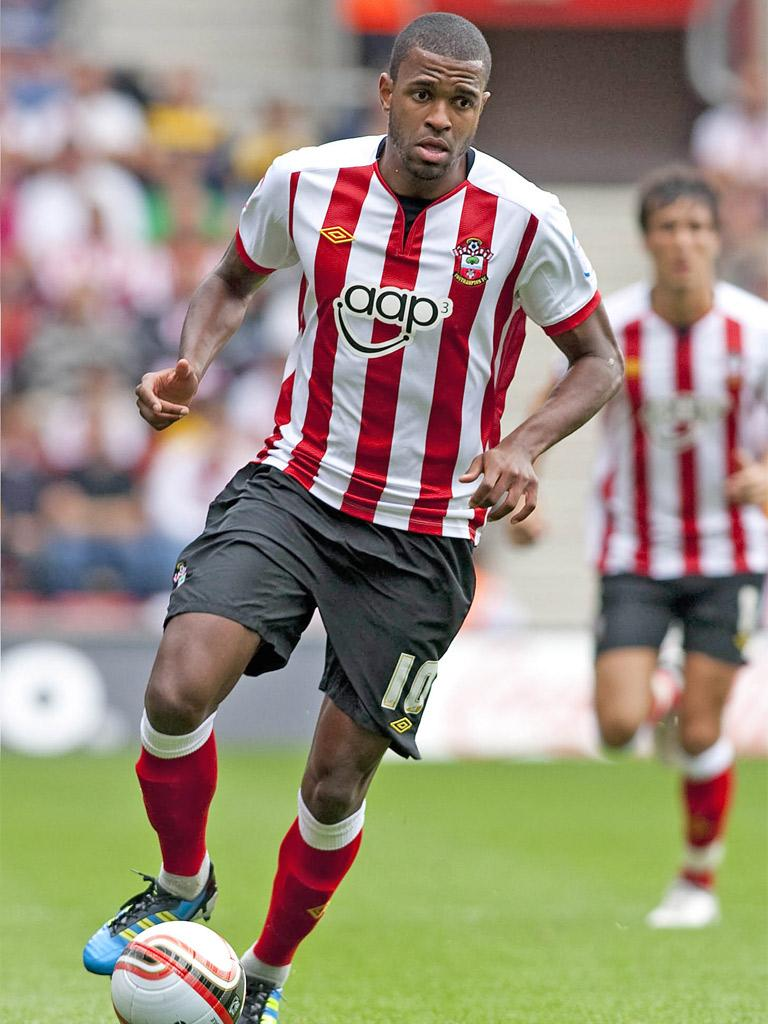 Guly Do Prado scored his fifth and sixth goals for Southampton this season