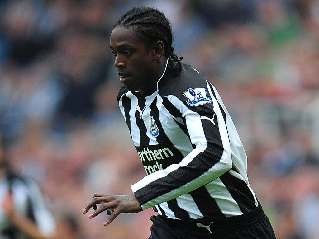 Nile Ranger has only just returned to first-team action