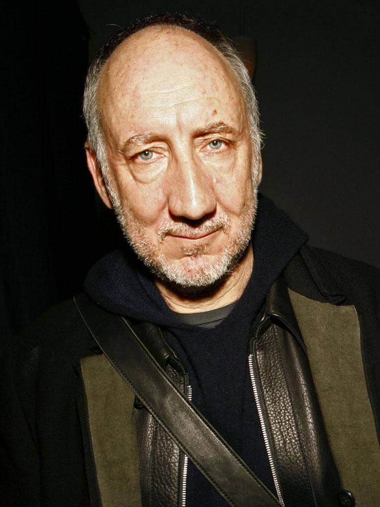 Pete Townshend fears innovation will be lost unless digital music providers work like record labels