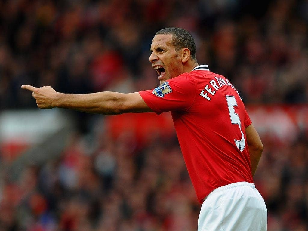 Rio Ferdinand is no longer the automatic choice for either his club or country