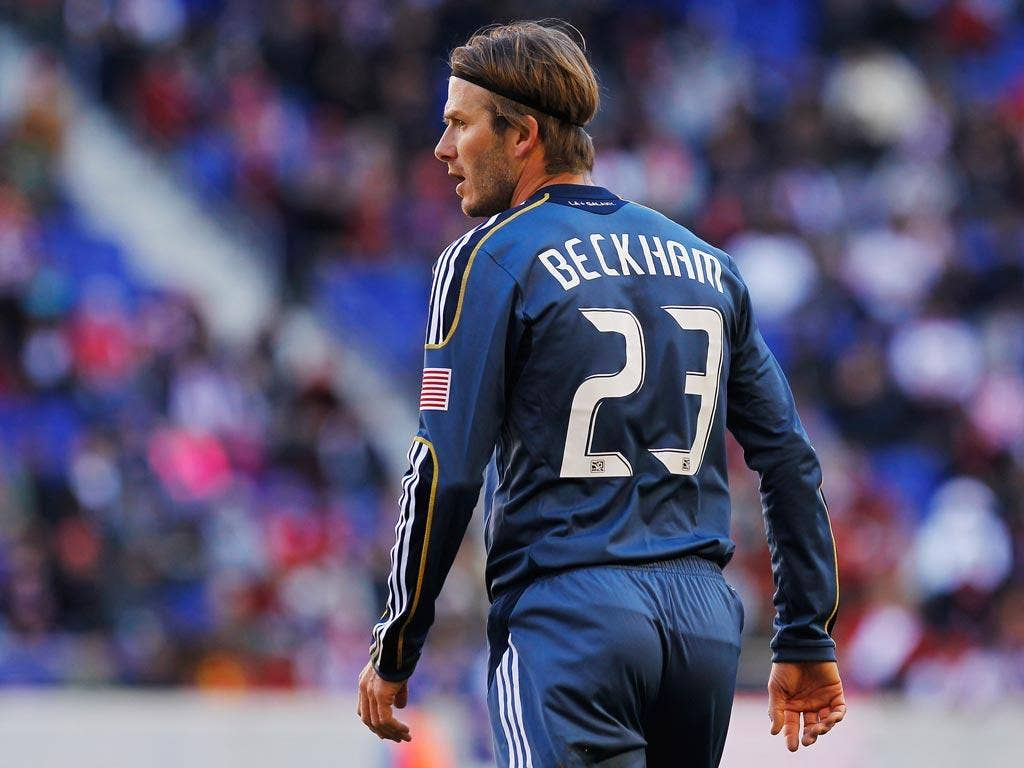 David Beckham insists he can continue to operate at the top level
