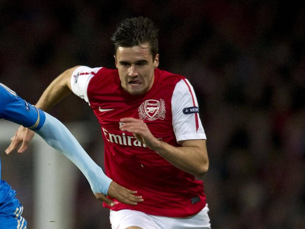 Carl Jenkinson: The Arsenal full-back joined the Gunners from Charlton Athletic in the summer but only last year was out on loan at Eastbourne Borough and Welling from the Addicks. He played a total of eight times for Charlton. Within weeks of joining Ars