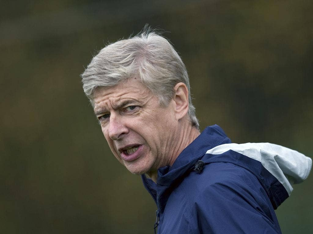 Arsene Wenger: The Arsenal manager: 'Have we got through the storm? You never know.'