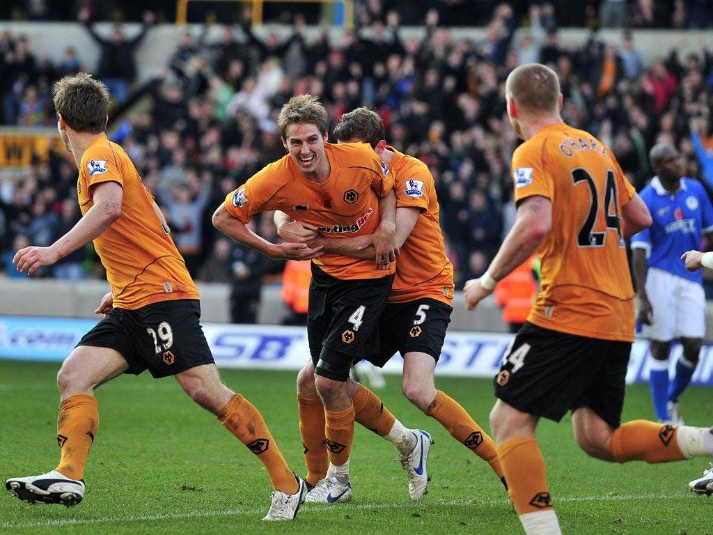 Wolves relieved some pressure at Molineux with this convincing victory