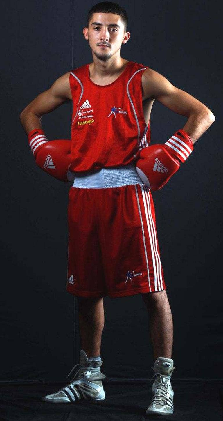 Andrew Selby is a genuine Olympic medal prospect but faces a box-off even to be selected for the Games
