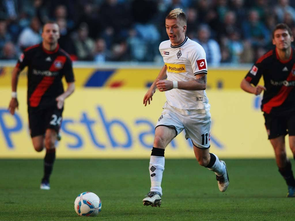 Marco Reus is attracting interest from Arsenal