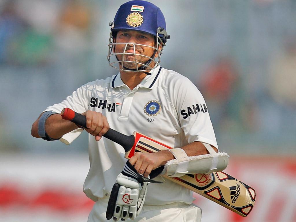 Tendulkar has been stuck on 99 hundreds for 14 innings