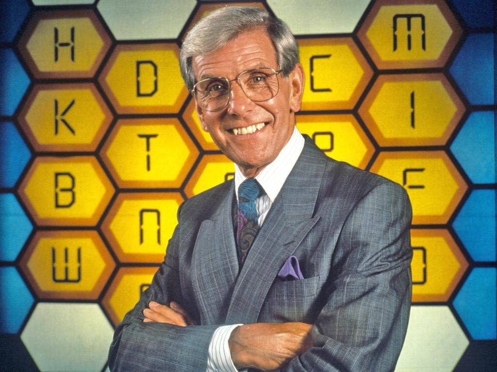 The avuncular Bob Holness hosted the original programme
