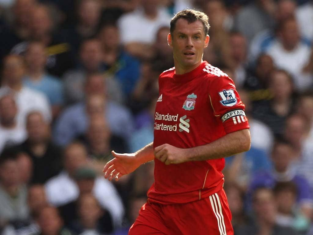 Jamie Carragher hopes to feature against Chelsea