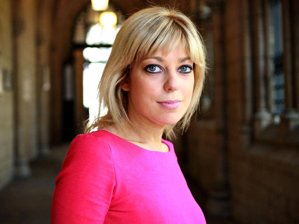 Charlotte Harris, who represents a number of hacking victims, was watched by private detectives