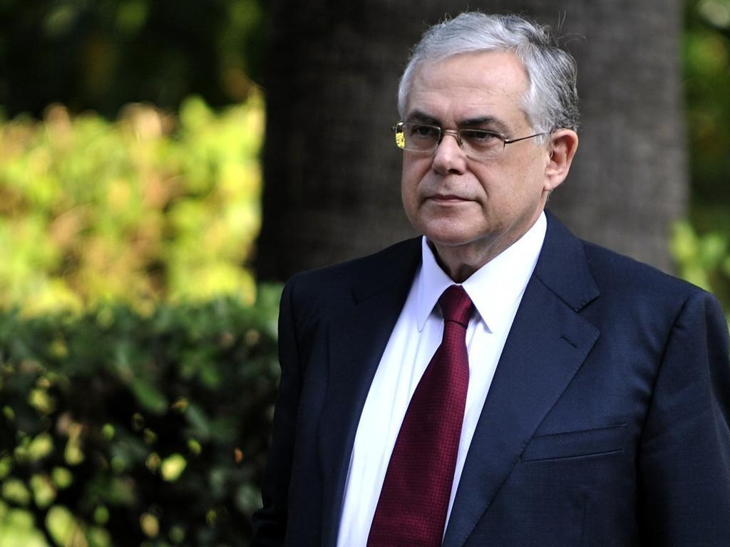 Lucas Papademos oversaw Greece's entry into the euro