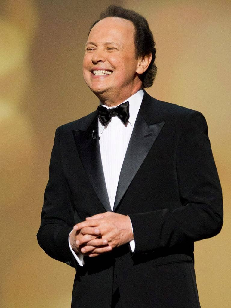 Billy Crystal will host his ninth Oscars ceremony