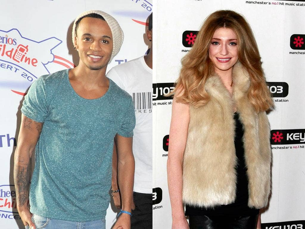 Aston Merrygold from JLS faced racist bullying at school, while Nicola Roberts from Girls Aloud says the problem has worsened