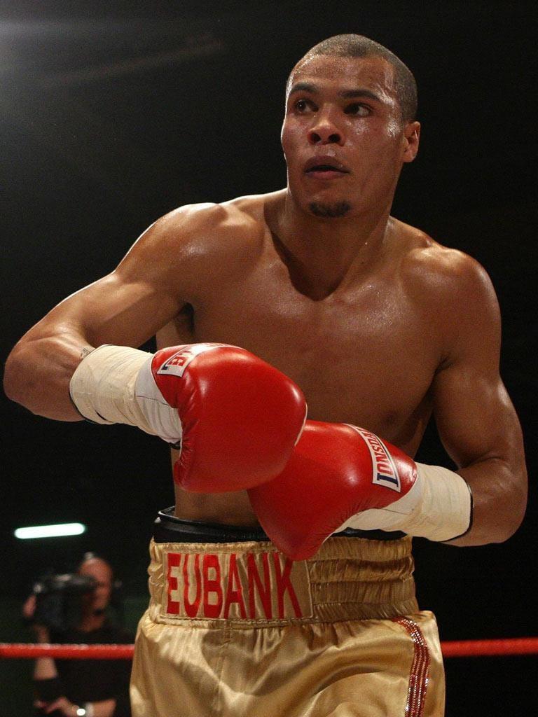 Chris Eubank Jnr beat Lithuania's Kirilas Psonko and kick-starts his boxing career