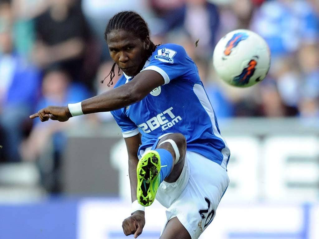 Hugo Rodallega will be out of contract in the summer