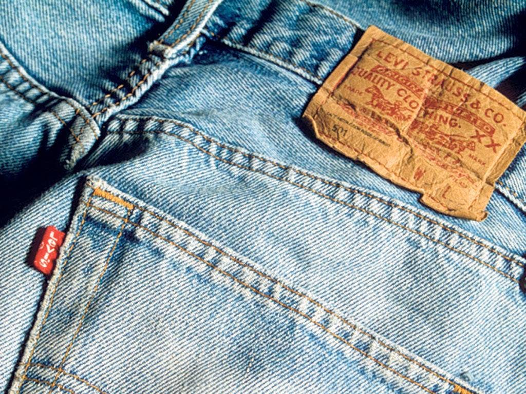 Jean giant Levi Strauss encouraged customers to save water by washing their jeans much less