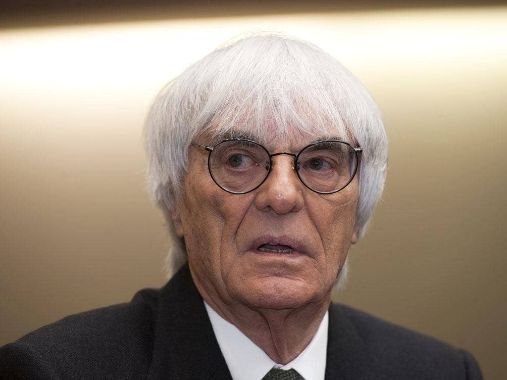 Bernie Ecclestone claimed the United States Grand Prix circuit owners had missed the deadline to sign an agreement to stage the race next year