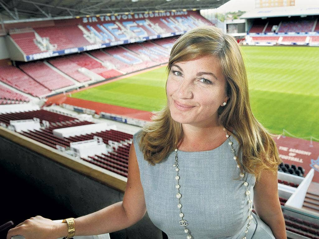 Karren Brady's phone records came into PKF's possession during the battle over the Olympic Stadium