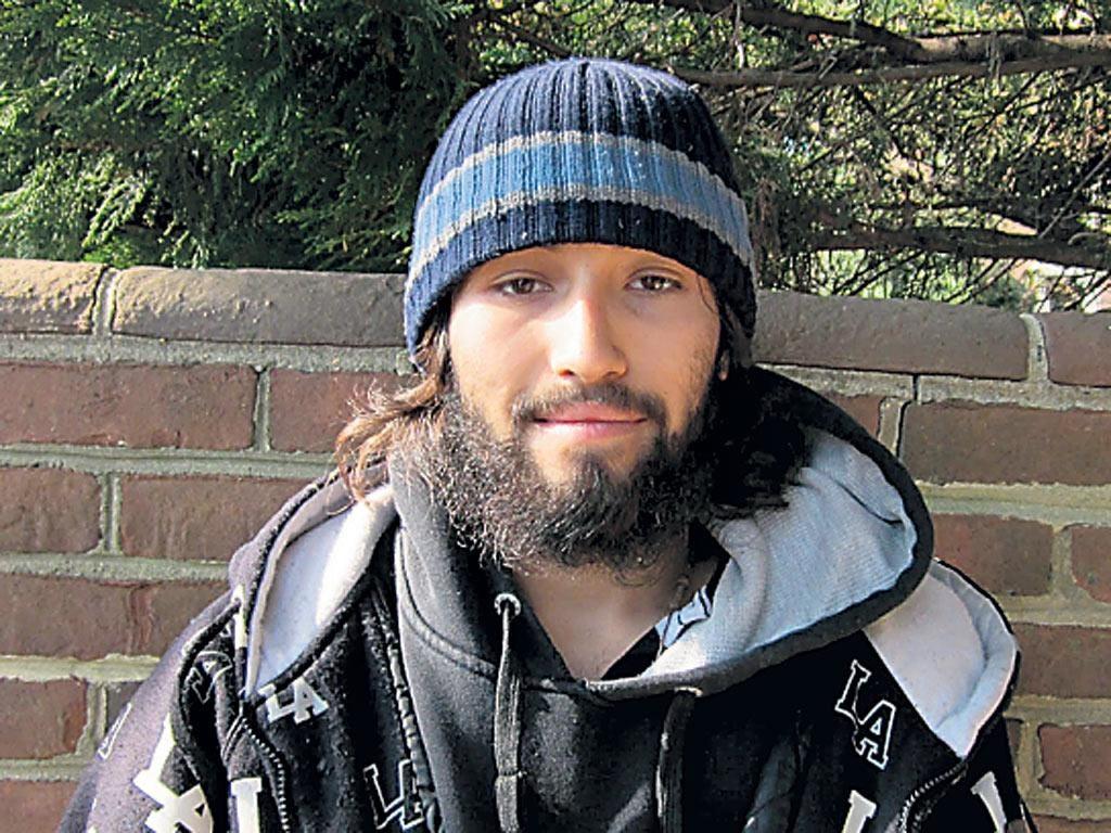 Oscar Ramiro Ortega-Hernandez was arrested in Pennsylvania