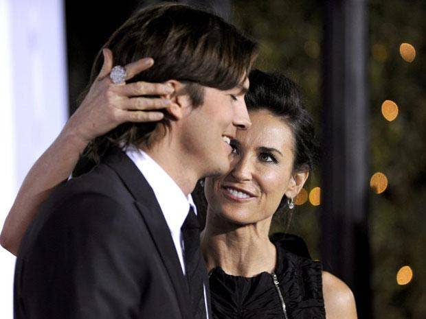 Demi Moore is ending her marriage to Ashton Kutcher