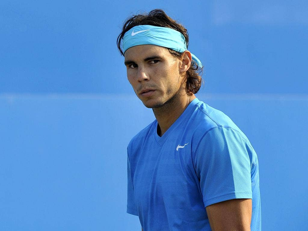 Rafael Nadal has played Novak Djokovic in six finals this year - and lost them all