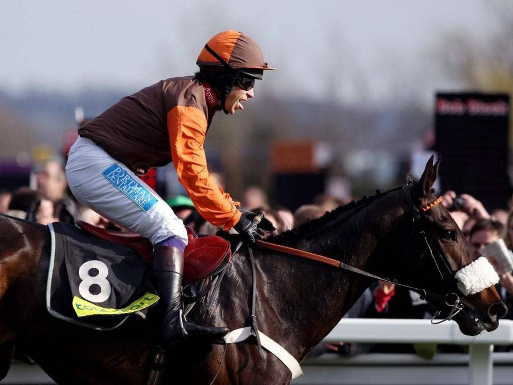 The Gold Cup winner Long Run returns at Haydock today