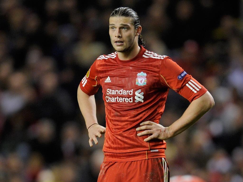 Carroll has not been firing for Liverpool