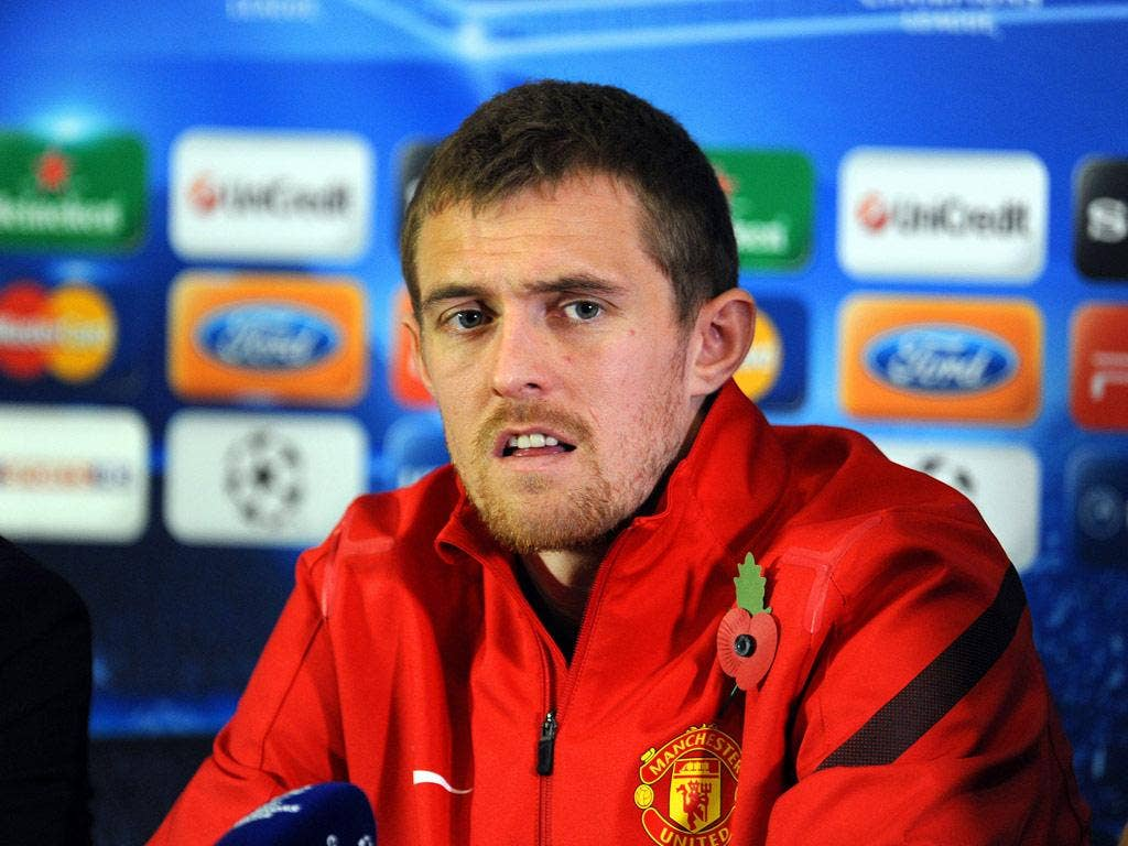 Darren Fletcher: 'There are a few aspects to topping the group which benefit you in the long run'