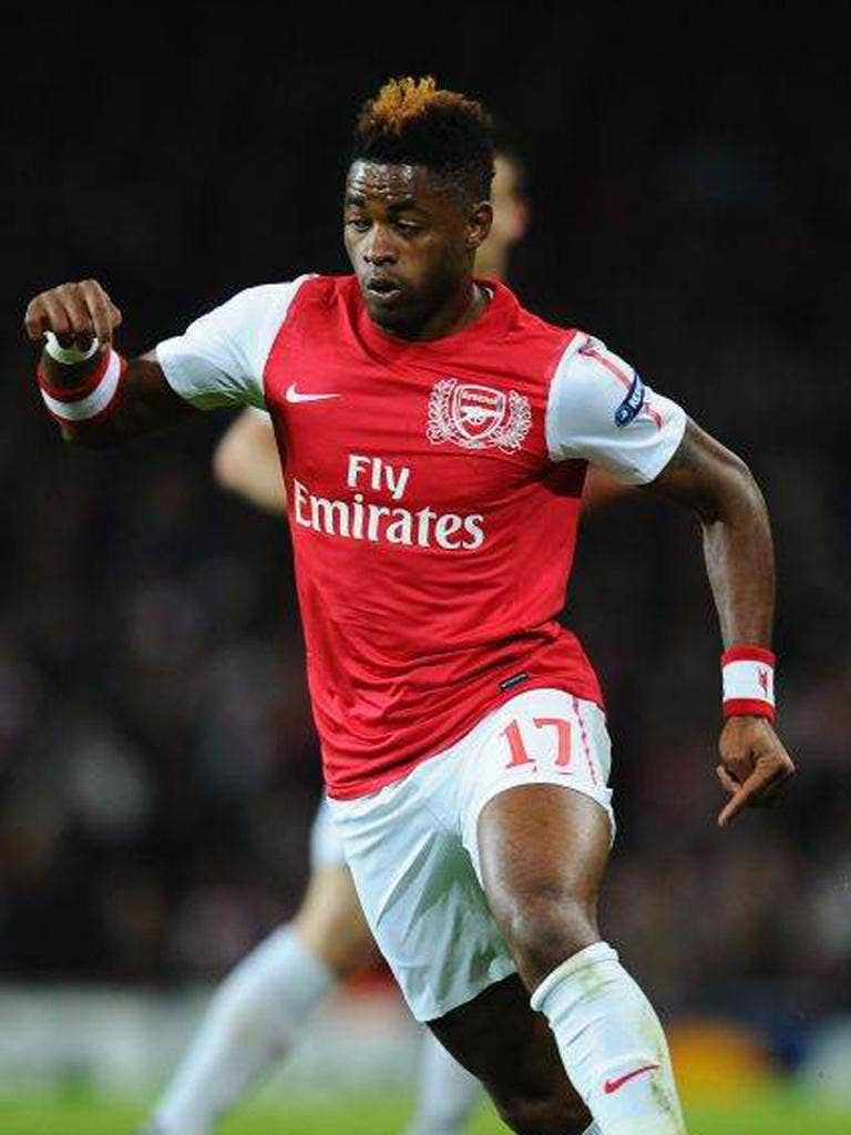 Alex Song: The midfielder will not head off to the African Cup of Nations in January
