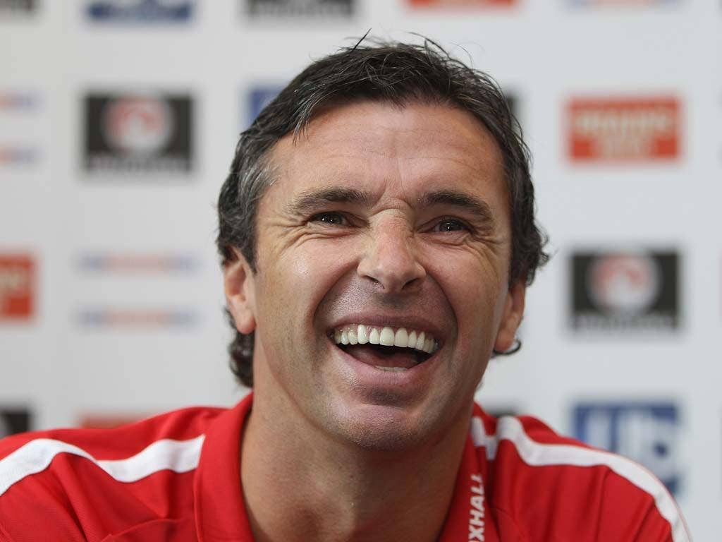 Gary Speed was found dead at the weekend
