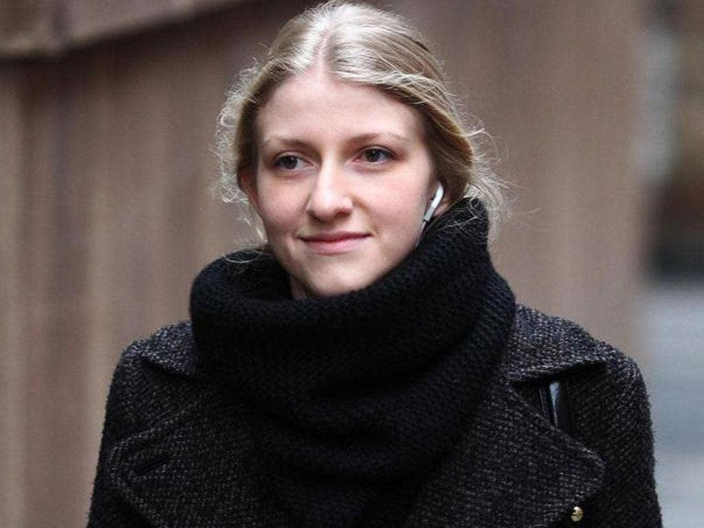 Katia Zatuliveter, 26, convinced the Special Immigration Appeals Commission (Siac) that she was not liaising with Russian spies while working for MP Mike Hancock