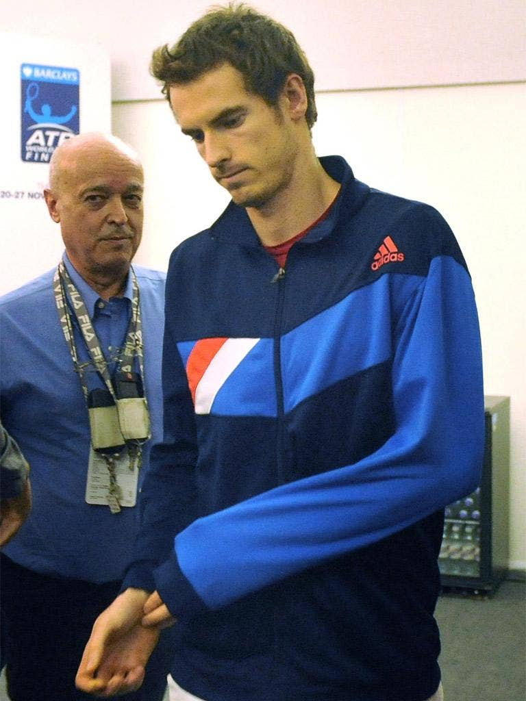 Andy Murray still yearns for a Grand Slam title