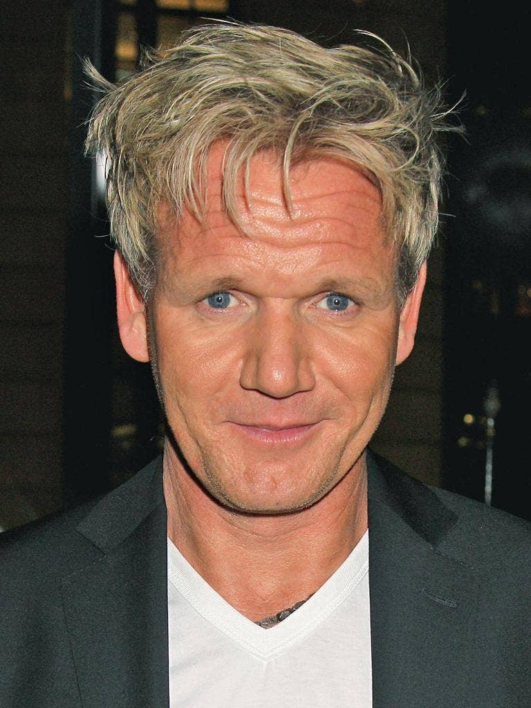 Frequent swearers such as Gordon Ramsay can utter profanities without feeling an emotional response, and thus do not get the same pain-relieving effects
