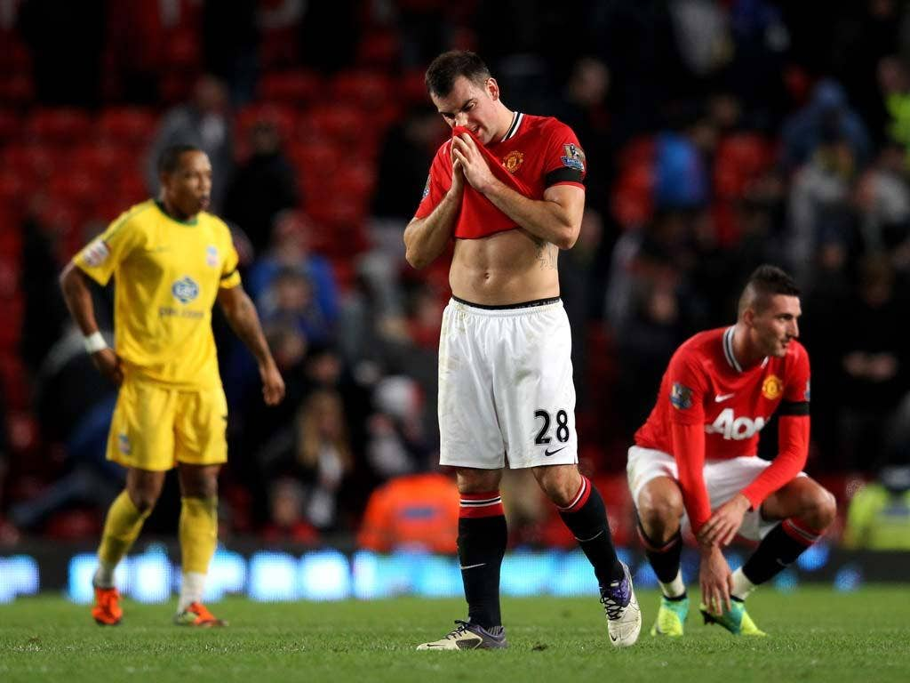 Palace were shock winners at Old Trafford