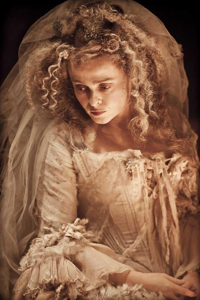 Helena Bonham Carter as Miss Havisham in David Nicholls's 'Great Expectations'