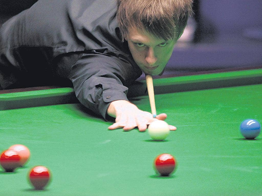 Judd Trump drew comparisons with Jimmy White on his run to the World Championship final