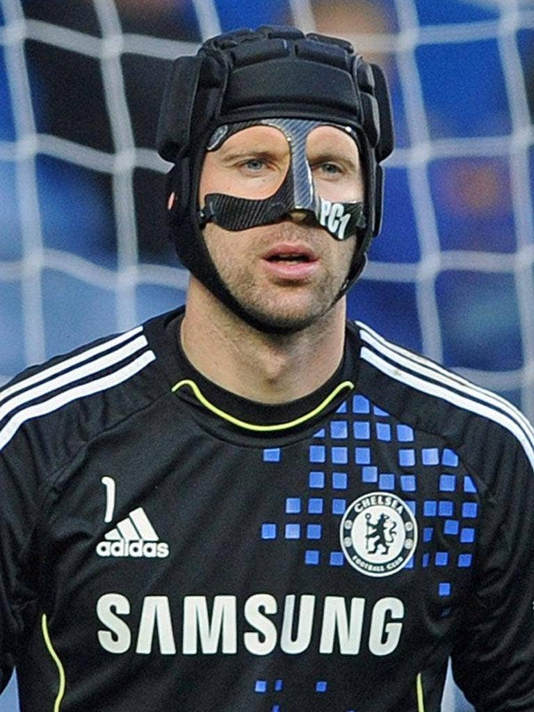 The Chelsea goalkeeper is not suited to be the 'sweeper-keeper' preferred by Villas-Boas