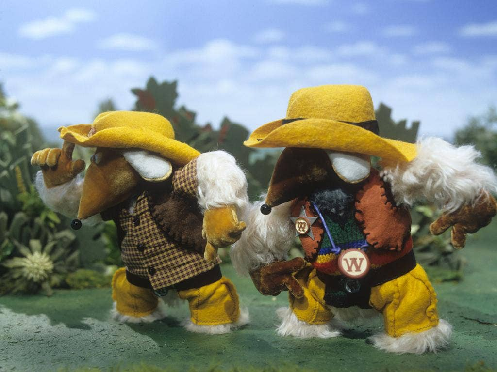 At their peak, the total Wombles earnings were reputed to be around £17m a year
