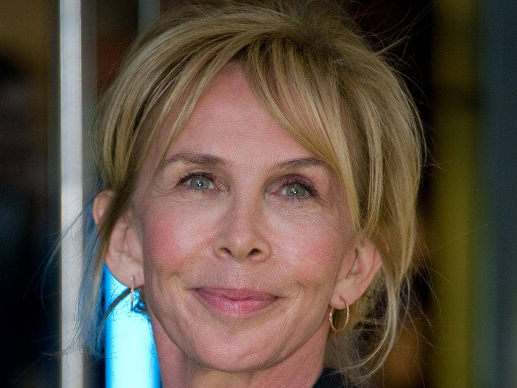 Trudie Styler: 'My mother brought me up to be useful'