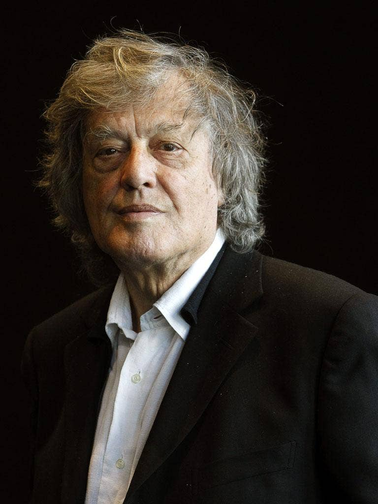 Tom Stoppard, playwright