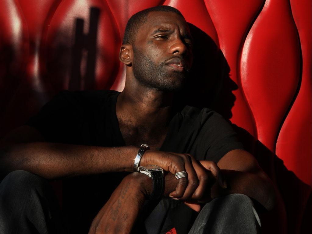 Grime pays: Jermaine Scott, aka Wretch 32, backstage at Koko in Camden