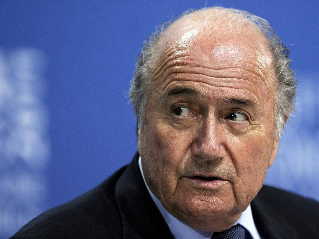 Blatter: 'I remain fully committed to publishing the files as soon as possible'