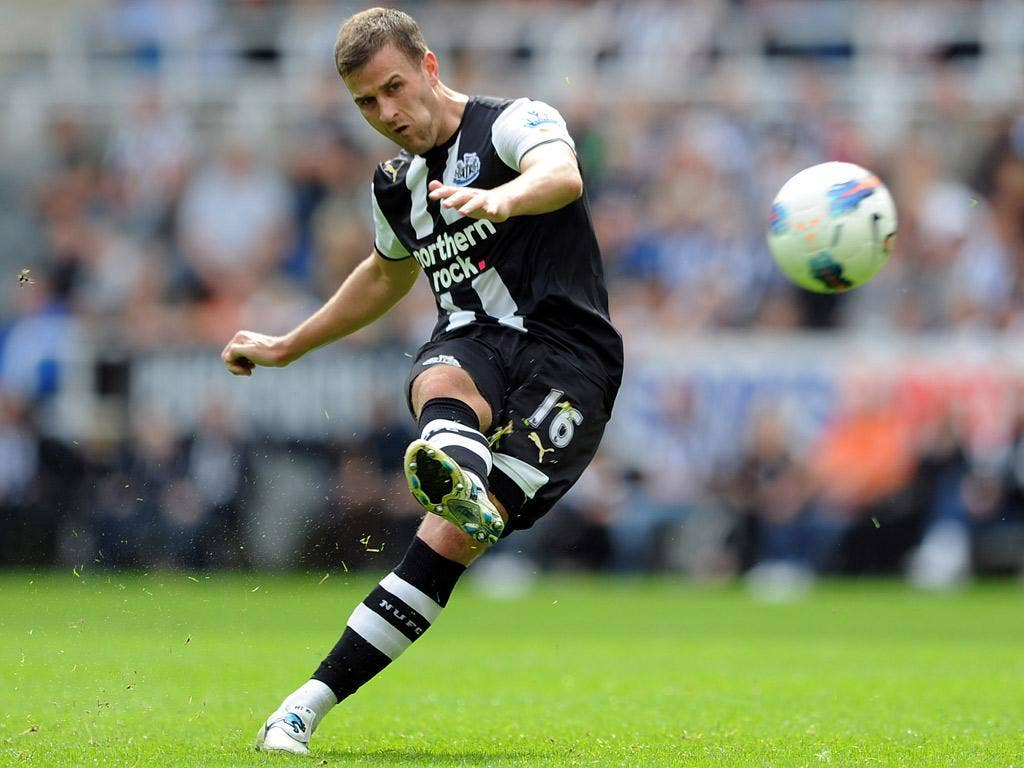 Ryan Taylor is not getting carried away with his own form despite impressing for high-flying Newcastle this season