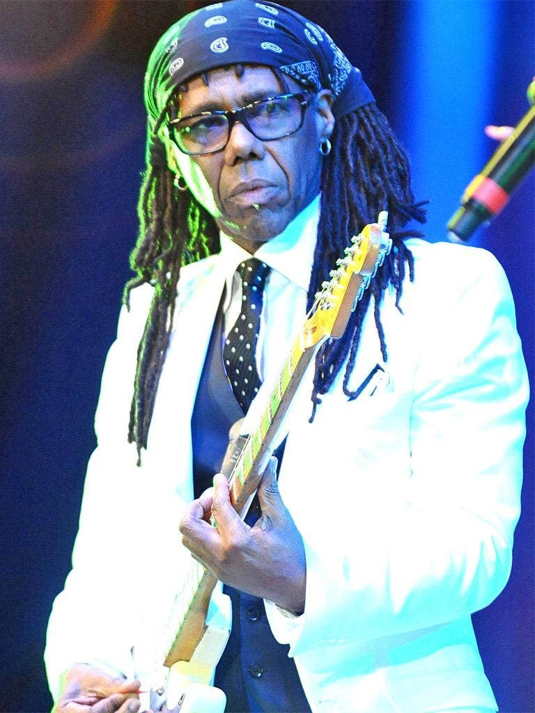 Good and bad times: an interview with Chic co-founder Nile Rodgers was an eye-opener