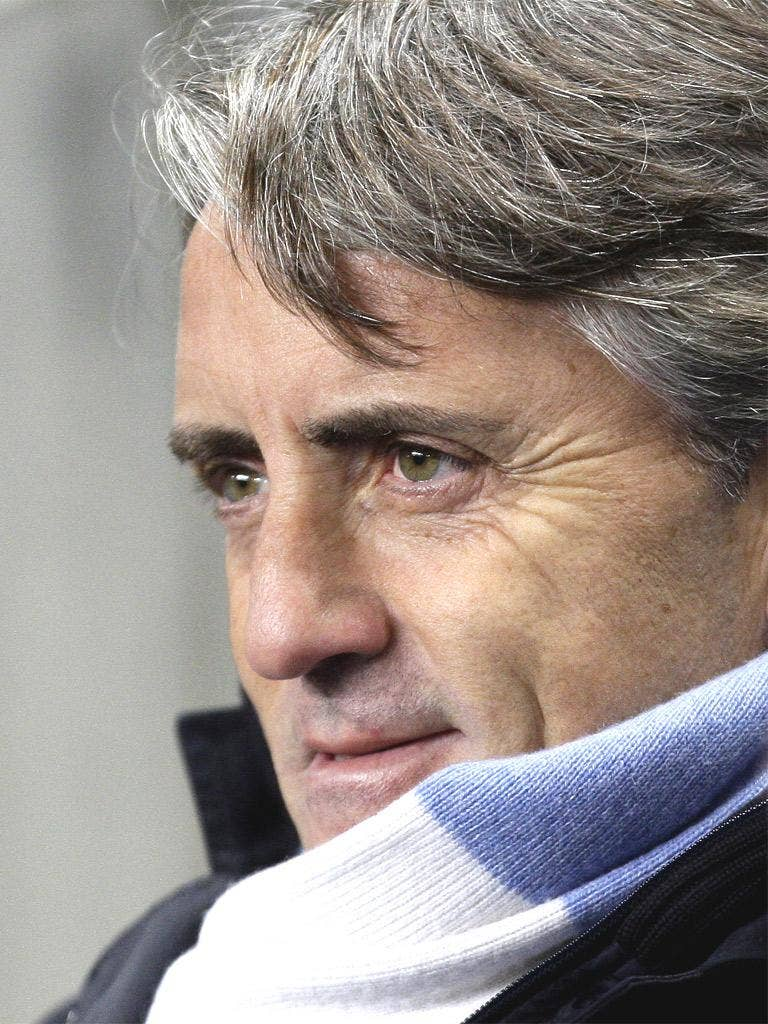 Victory on the night for Mancini but the Italians Napoli go through