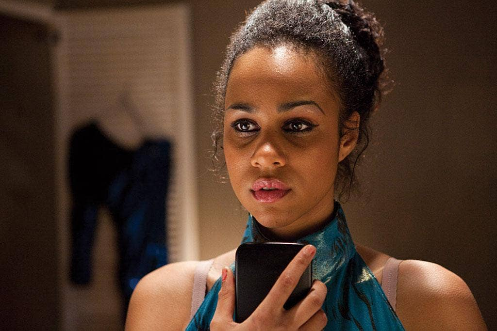 Dream role: Zawe Ashton in the forthcoming drama 'Dreams of a Life'