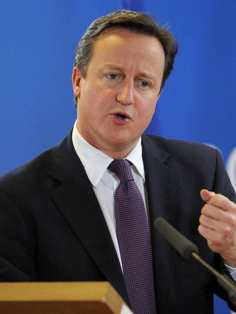 David Cameron will be proved to have made a serious miscalculation