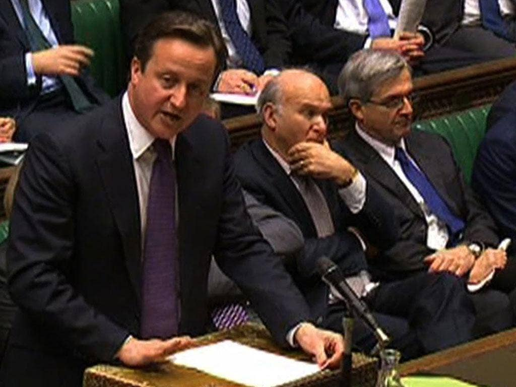 "The Prime Minister told MPs he had negotiated in ""good faith"" during the discussions in Brussels"